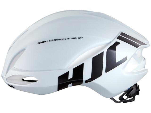 HJC Furion Road Helmet matt white